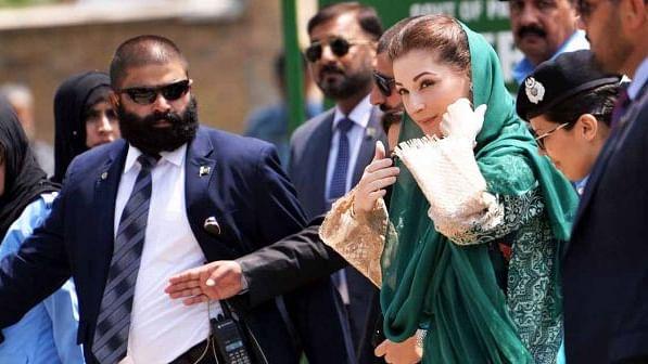 سابق وزیر اعظم نواز شریف کی صاحبزادی مریم گرفتار