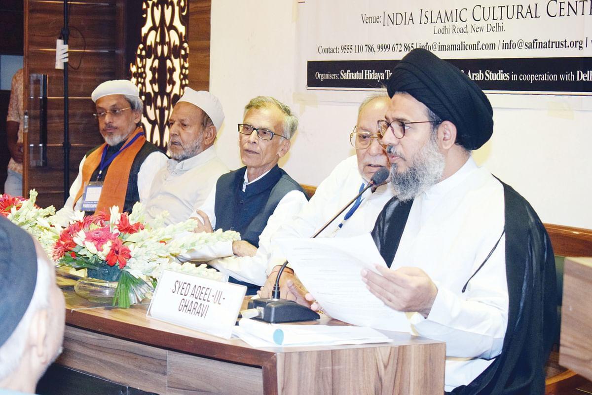 امام علیؑ بین الاقوامی کانفرنس: 'اتحاد اسلامی حکومت کے استحکام کی بنیادی شرط'