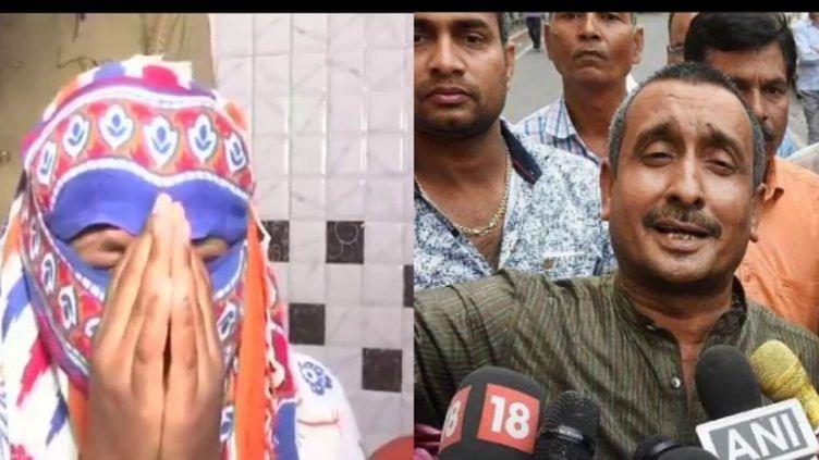 'سینگر کو نکالنے میں بی جے پی نے بہت دیر کر دی'، اناؤ متاثرہ کی ماں کا چھَلکا درد