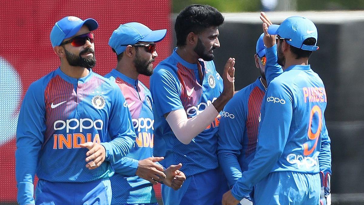 پہلا ٹی-20: ہندوستان نے ویسٹ انڈیز کو شکست سے دو چار کیا