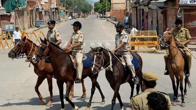 راجستھان: جے پور کے 15 تھانہ علاقوں میں 19 اگست تک کے لیے دفعہ 144 نافذ