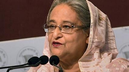 بنگلہ دیش کی وزیر اعظم شیخ حسینہ