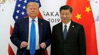 چین ہانگ کانگ کا معاملہ 'انسانی طریقے' سے حل کرے: ٹرمپ