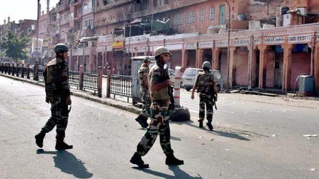 راجستھان: عیدگاہ علاقہ میں فرقہ وارانہ کشیدگی، 5 لوگ زیر حراست