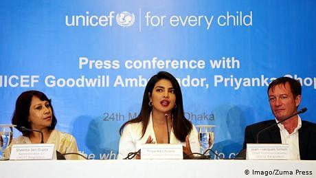 اداکارہ پرینکا چوپڑا سے پاکستانی خاتون ناراض کیوں