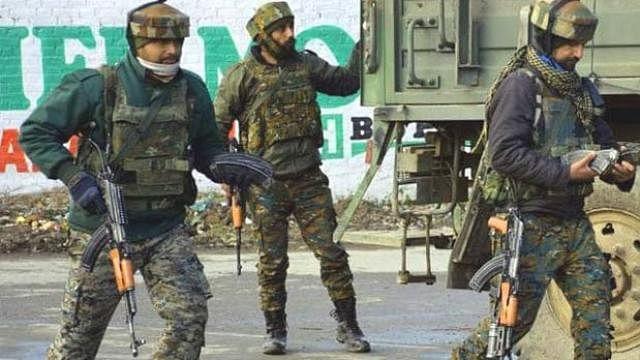 کشمیر سے دفعہ 370 ختم کرنے کے بعد 'پہلا' تصادم! ایس پی او بلال شہید