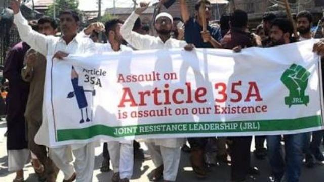 جموں و کشمیر: آرٹیکل 35 اے ہٹنے کے بعد بدل جائے گا شہریت اور ملازمت کا قانون