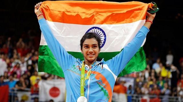 سندھو عالمی چمپئن شپ میں سونے کا تمغہ جیتنے والی پہلی ہندوستانی کھلاڑی بنیں