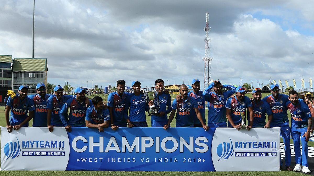 ٹیم انڈیا کا ون ڈے میں بھی شاندار فارم برقرار رکھنے کا عزم
