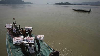 برہمپتر دریا کا بہاؤ موڑنے کی بات محض افواہ، تبت انتظامیہ