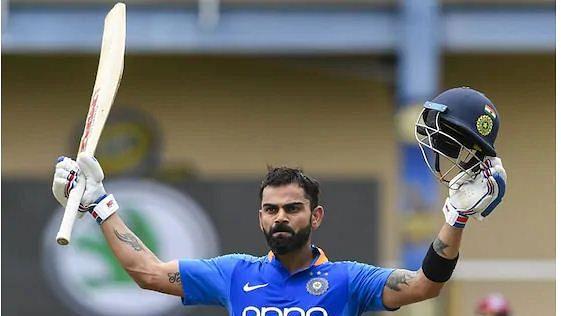 ہندوستان نے دوسرا یک روزہ میچ 59 رنز سے جیتا، کوہلی بنے مین آف دی میچ