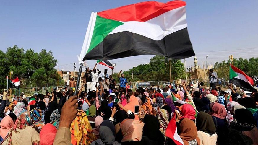 سوڈان کی امریکہ سے دہشت گرد حامی ممالک سے نام ہٹانے کی اپیل