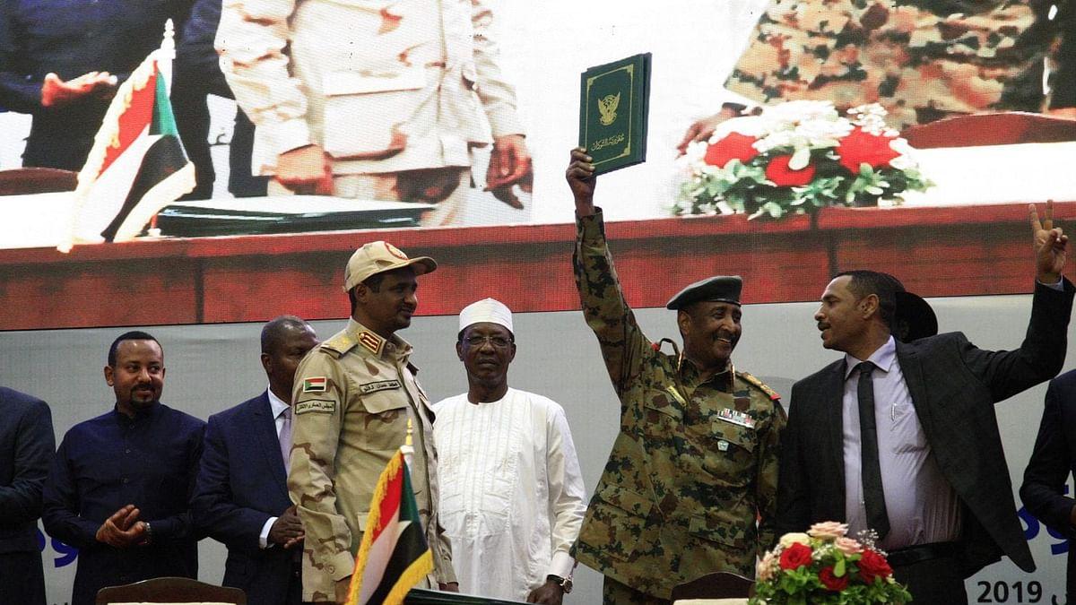 سوڈان: فوجی حکومت اور اپوزیشن کے درمیان حتمی معاہدہ پر دستخط، مظاہروں کا دور ختم