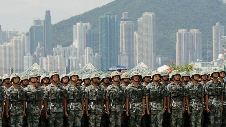 چین ہانگ کانگ میں کیا کرنے کی تیاری کر رہا ہے ؟