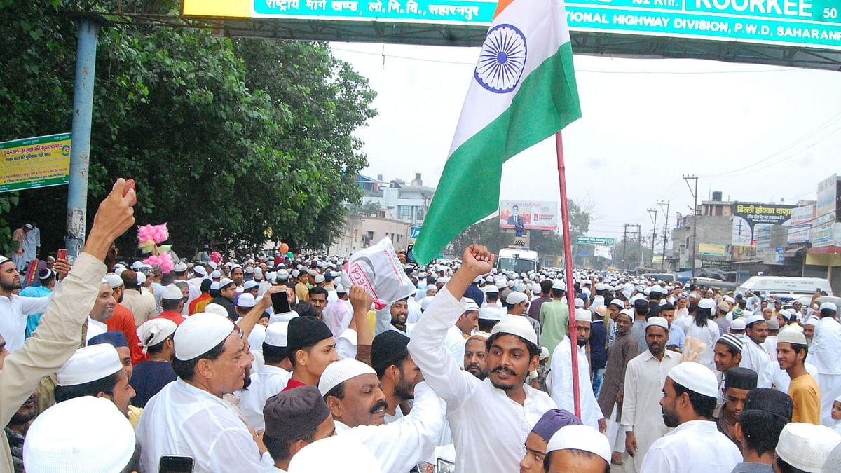 اتر پردیش: امن اور بھائی چارے کا پیغام دے گیا عیدالاضحیٰ... تصویری جھلکیاں