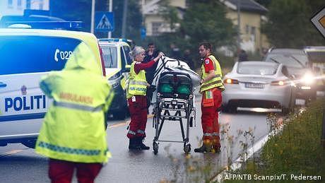 ناروے: مسجد فائرنگ معاملے میں گرفتار ملزم نے قتل کے الزامات سے کیا انکار