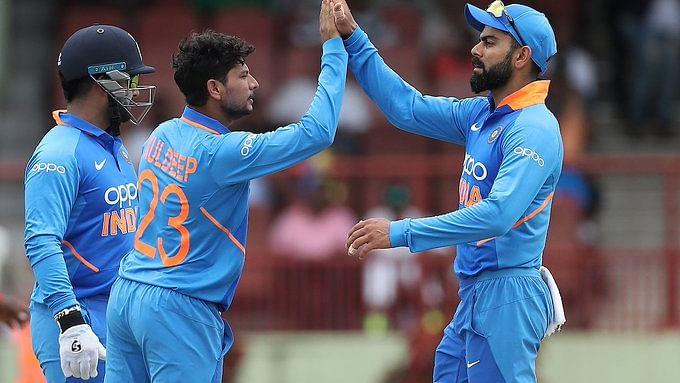 دوسرا ون ڈے: ونڈیز ٹیم کے خلاف جیت کے مقصد سے میدان پر اترے گی ٹیم انڈیا