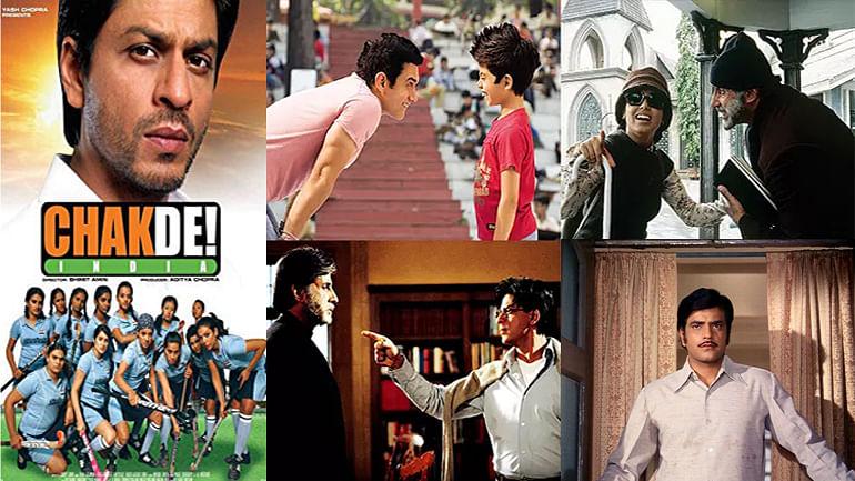 یوم اساتذہ: بالی ووڈ فلموں میں استاد کا کردار، ناظرین نے ہمیشہ عزت افزائی کی