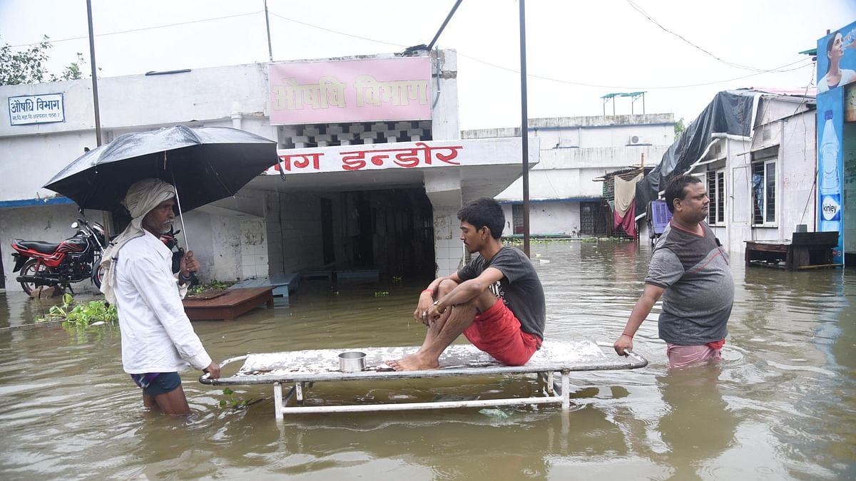بہار میں قہر بن کر برسی بارش، 16 اضلاع انتہائی متاثر