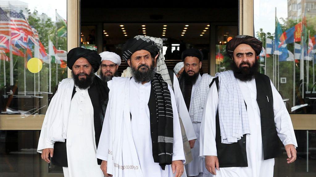 ٹرمپ مذاکرات بحال کرنا چاہیں تو 'دروازے کھلے' ہیں: افغان طالبان