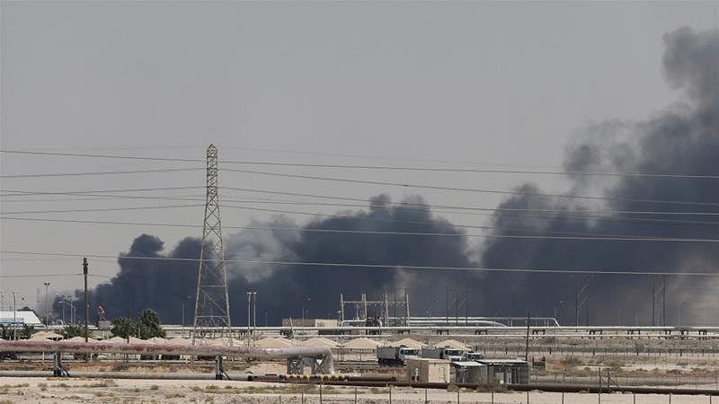 سعودی عرب کے تیل پلانٹوں پر حملہ عراق-ایران نے کیا، امریکہ کا دعویٰ