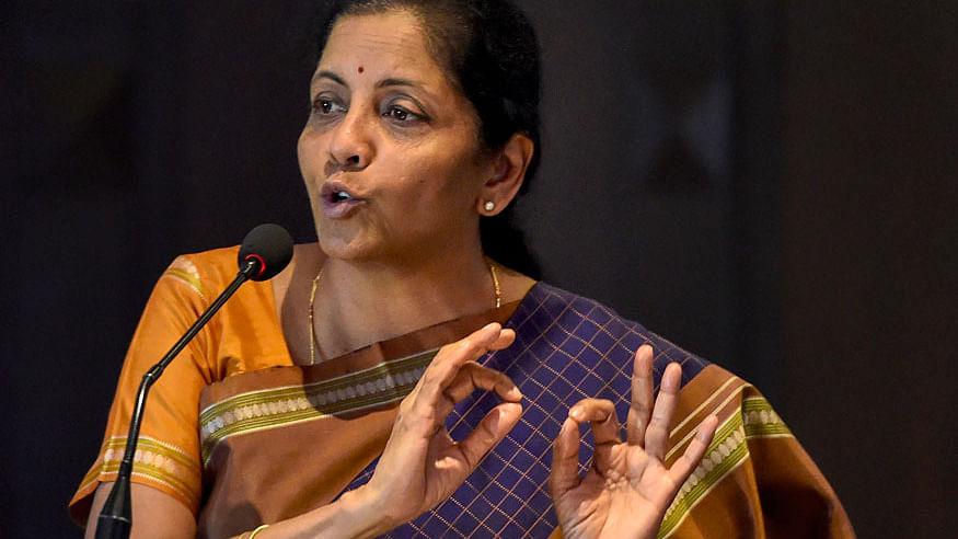 معاشی پیکیج: آج سب کی نظریں نرملا سیتارمن پر، دیں گی 20 لاکھ کروڑ روپے کا حساب