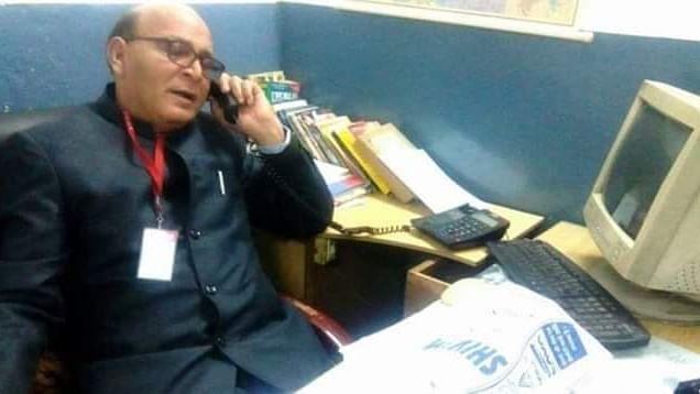 صحافی جاوید کاظم سوگواروں کی موجودگی میں سپرد خاک