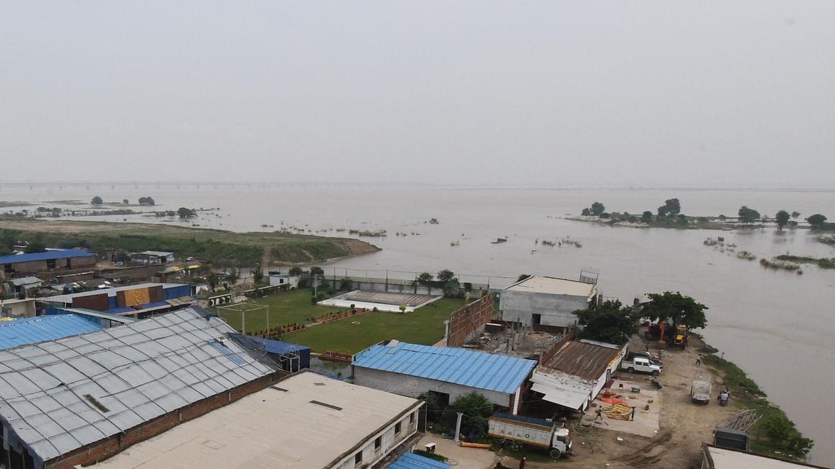 بہار میں گنگا میں طغیانی، کئی علاقوں پر سیلاب کا خطرہ