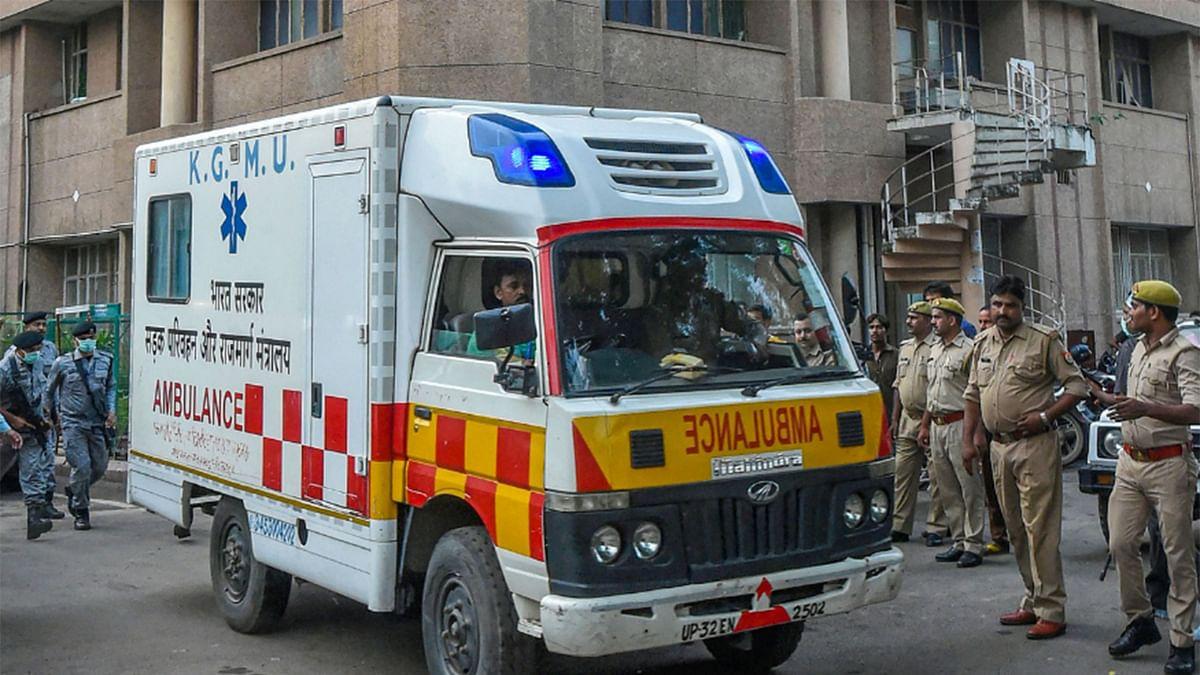 اناؤ عصمت دری معاملہ: متاثرہ ایمس سے ڈسچارج، کنبہ کو دہلی میں رہنے کی ہدایت