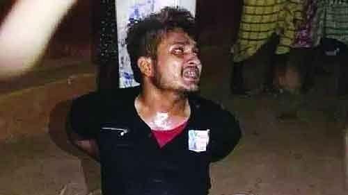 'تبریز کی نہیں ہوئی موب لنچنگ، کوئی نہیں قاتل'، پولس رپورٹ سے سبھی حیران