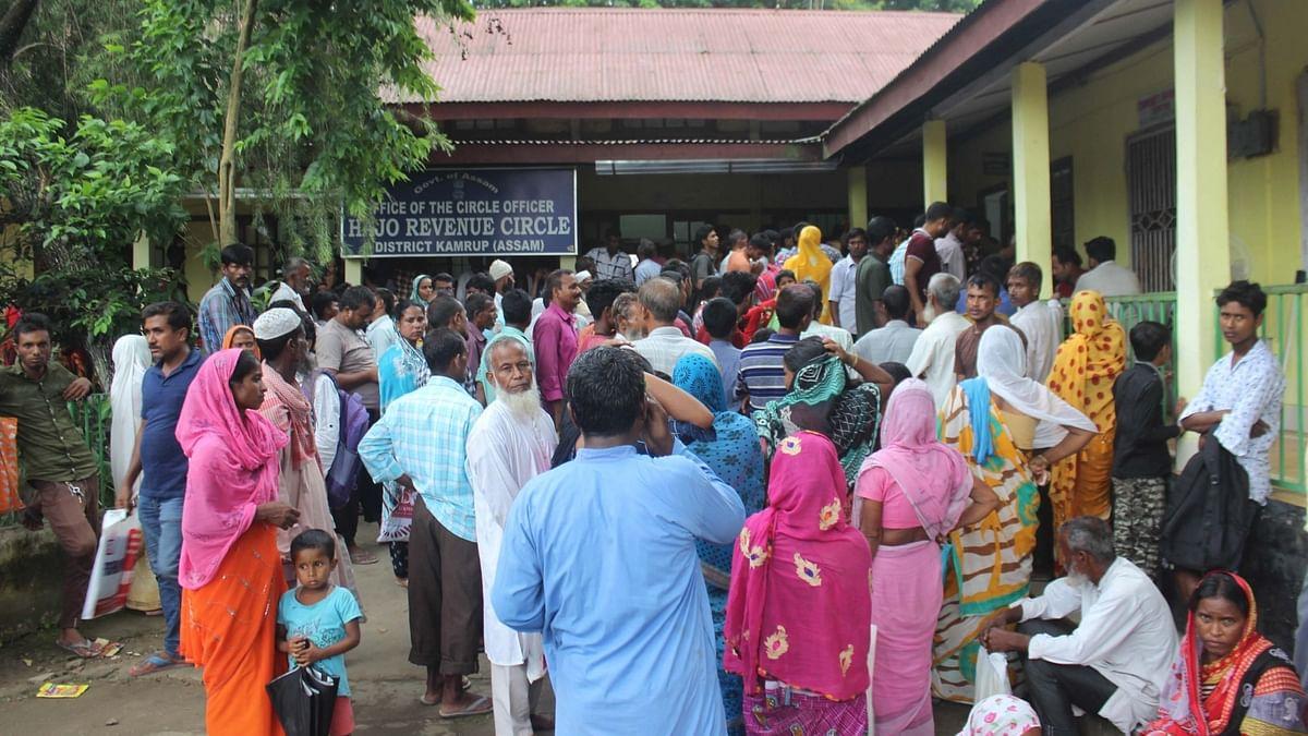 این آر سی کی حتمی فہرست میں شامل نہ کیے جانے سے 'بنگالی ہندو' پریشان
