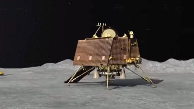چندریان-2: NASA نے ISRO  سے ملایا ہاتھ، مل کر کریں گے لینڈر 'وکرم' کی تلاش