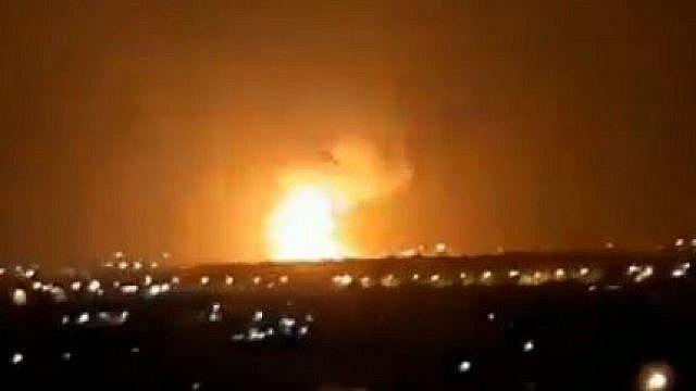 غزہ پٹی کے مختلف علاقوں پر اسرائیلی فضائیہ کے 15 حملے