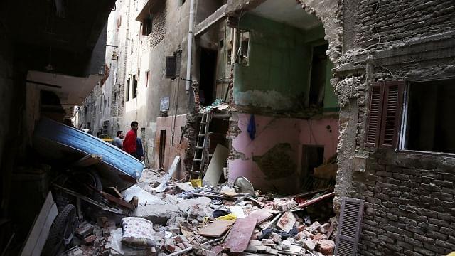 دوبئی کی ایک عمارت میں گیس رساؤ سے دھماکہ، ہند نژاد شخص کی موت، کئی افراد زخمی