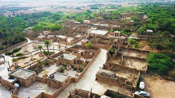'القصار' سعودی عرب کا 9 ہزار سال پرانا گاؤں