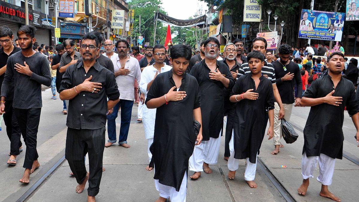 محرم کے جلوس کے دوران یو پی، آندھرا اور بنگال میں حادثے، 2 ہلاک، 35  زخمی