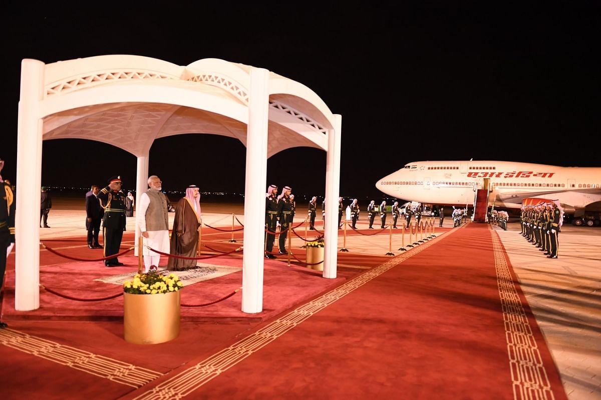 سعودی عرب اور ہندوستان سلامتی پر تعاون کے نئے معاہدے پر دستخط کریں گے: مودی