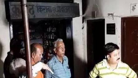 اتر پردیش کے جھانسی میں آتشزدگی، 4 افراد ہلاک