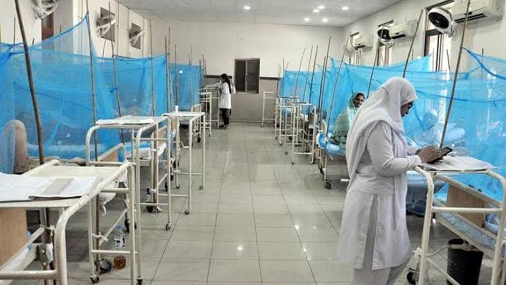 پاکستان میں ڈینگو کا قہر جاری، مریضوں کی تعداد 50 ہزار سے زیادہ