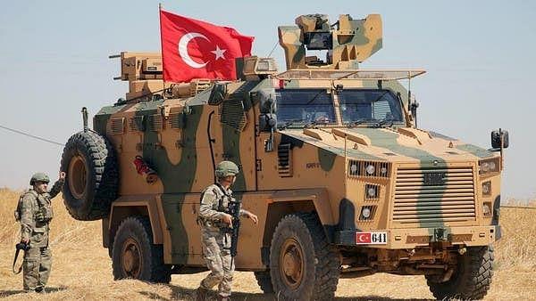 ترکی کا شام پر حملہ:  کُرد کنٹرول والے شامی علاقہ میں فوجی کارروائی کا آغاز