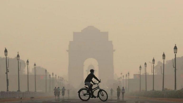 دہلی میں آلودگی 'سنگین' سطح پر، فی الحال راحت کے آثار نہیں