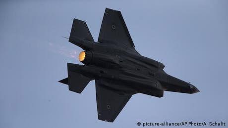 جدید ترین امریکی F-35 اسٹیلتھ طیارے جرمن ریڈار پر پکڑے گئے