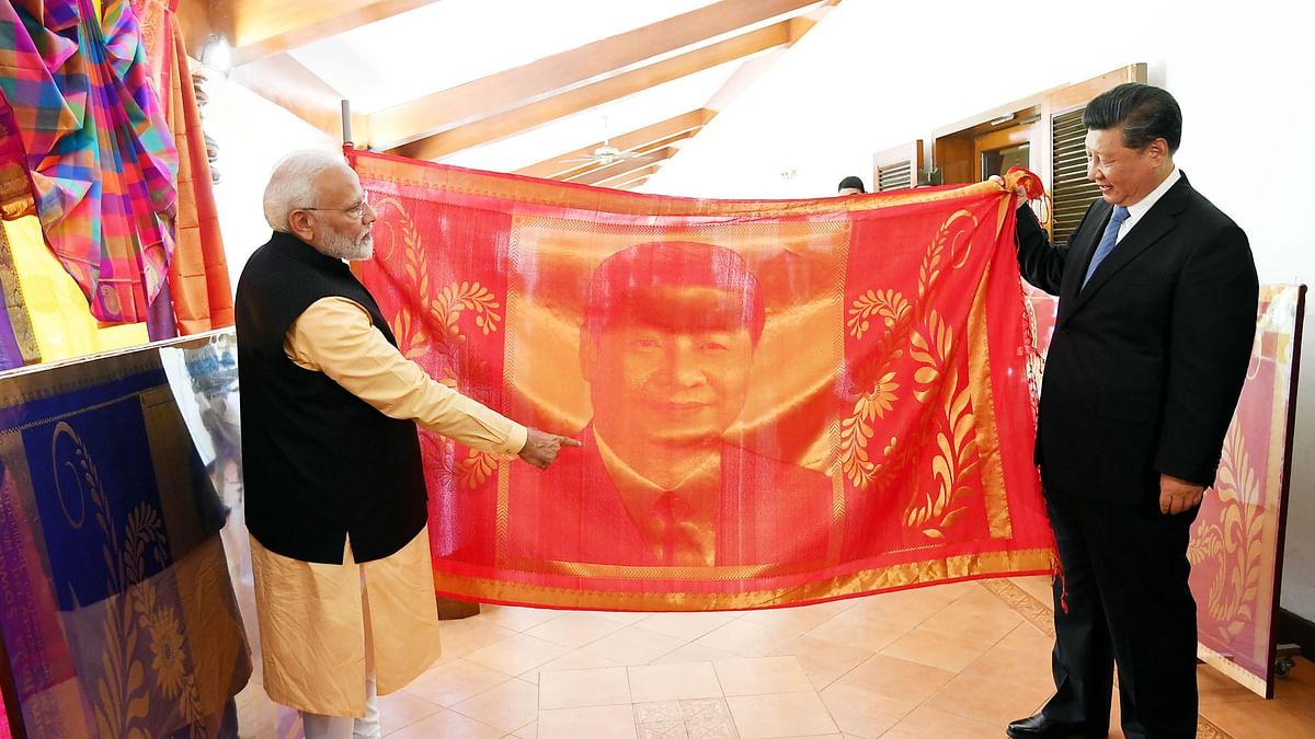 مودی اور جن پنگ کا دونوں ممالک کے درمیان تعاون بڑھانے پر اتفاق