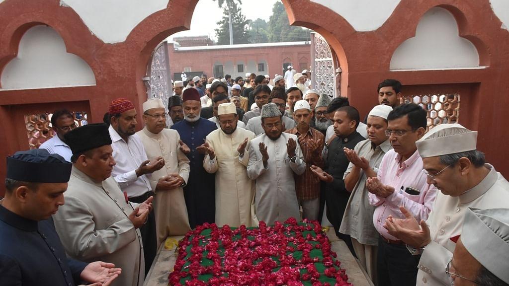 علی گڑھ مسلم یونیورسٹی  میں یومِ سرسید عظیم الشان پیمانہ پر منایا گیا