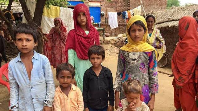 موب لنچنگ میں قتل ہونے والے رکبر کے بچوں نے جیتے کھیل کود میں تمغے