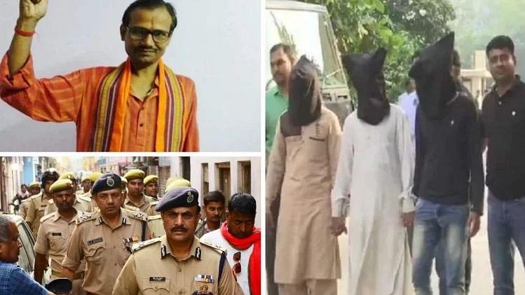 کملیش تیواری قتل معاملہ: اب بریلی سے 'مولانا' کیفی علی رضوی گرفتار