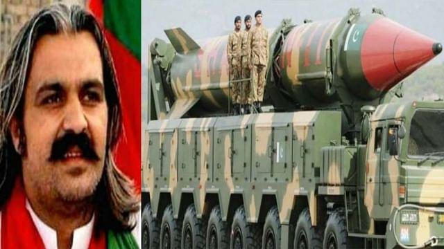 عمران خان کے وزیر نے کشمیر ایشو پر ہندوستان کے حامی ممالک کو بھی دی حملے کی دھمکی