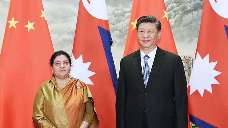 چین اور نیپال کا باہمی تعلقات مضبوط کرنے پر اتفاق