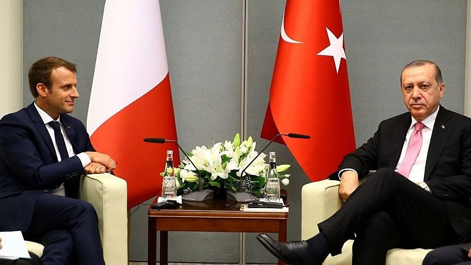 ہالینڈ اور جرمنی کے بعد اب فرانس کا بھی ترکی کو اسلحہ فروخت کرنے سے انکار