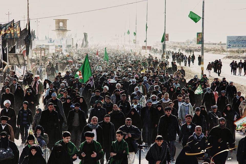 اربعین امام حسین: زائرین کے لئے عراقیوں کی مثالی مہمان نوازی